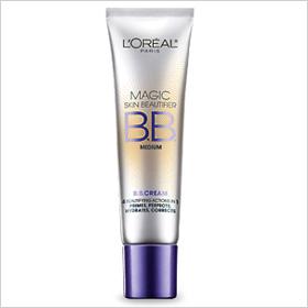 Try: L'Oreal Magic Skin Beautifier BB Cream ($10.95)