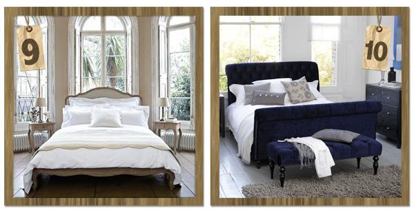 Top 10 beds