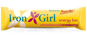 Iron Girl Energy Bars