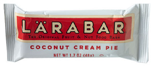 Coconut Cream Pie larabar