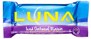 Luna Bars Iced Oatmeal Raisn