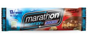 Snickers Marathon Protein Bars