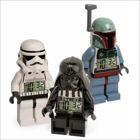 LEGO Star Wars Minifig Alarm Clock