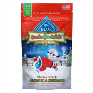 BLUE's Santa Snacks