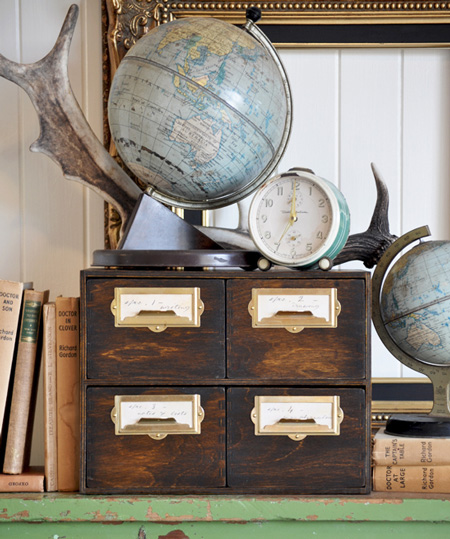 Moppe drawers