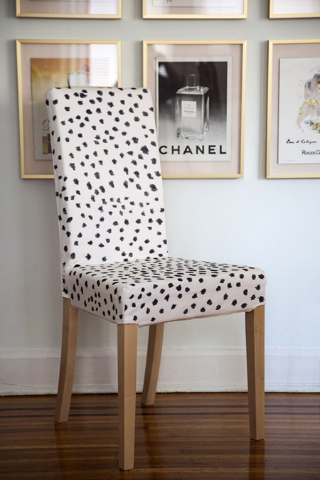 Harry birch chair