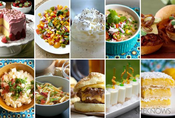 Top 10 Memorial Day recipes