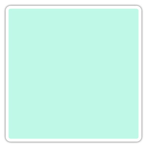 Light Green Mint