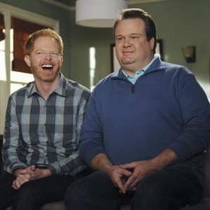 Mitchell Pritchett and Cameron Tucker Modern Family