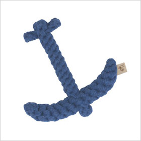 Anchor rope toy by Jax and Bones