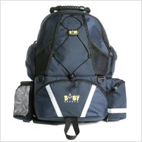 Baby Sherpa Back Pack Diaper Bag, $89