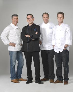Top Chef Masters will be cooking this summer