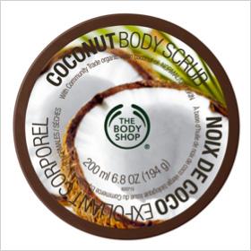 Coconut Body Scrub
