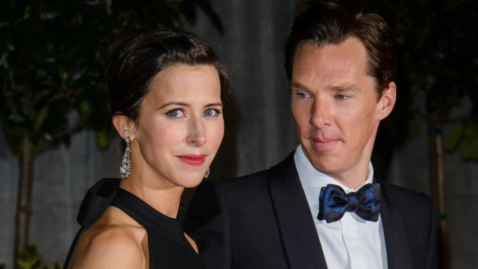 Is Benedict Cumberbatch's Valentine's Day wedding