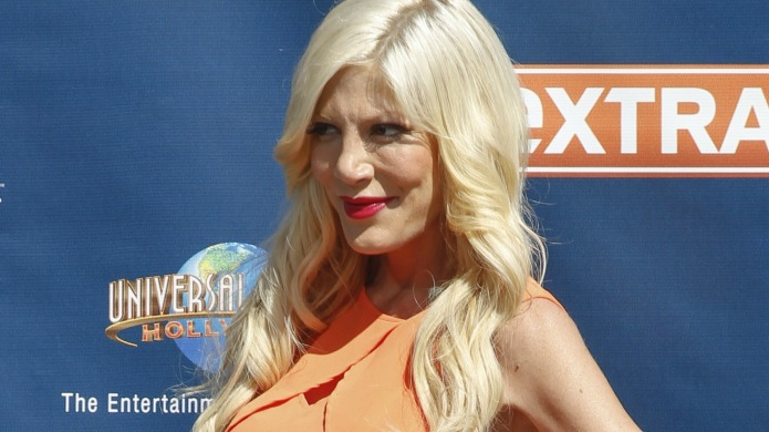 Tori Spelling is crushed by new