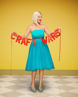 Tori Spelling's Craft Wars