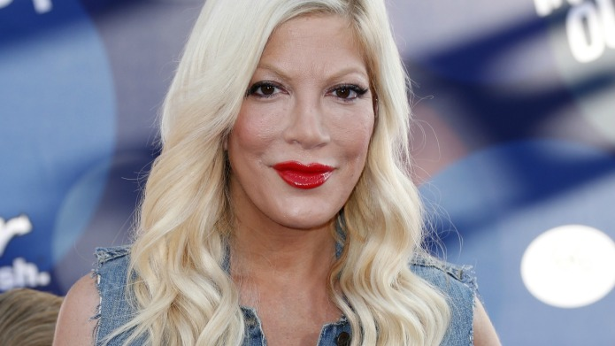 Tori Spelling branded 'thirsty' by fans