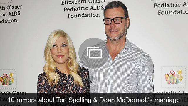 Tori Spelling slideshow