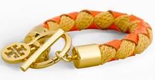 Tory Burch Woven Rope Bracelet