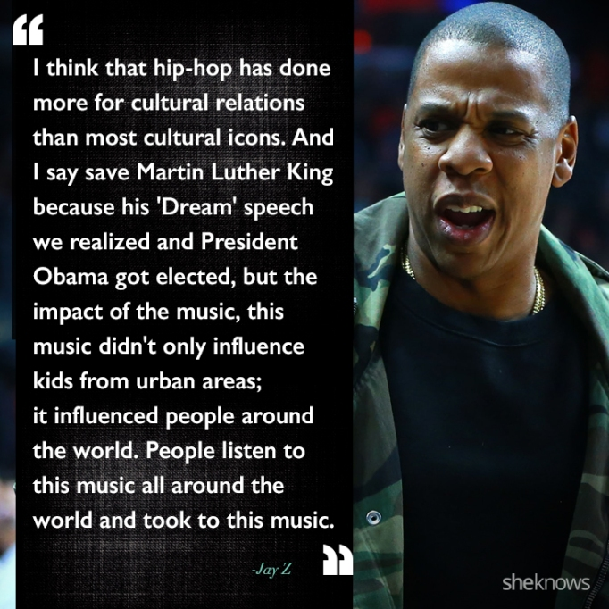 Jay Z race quote