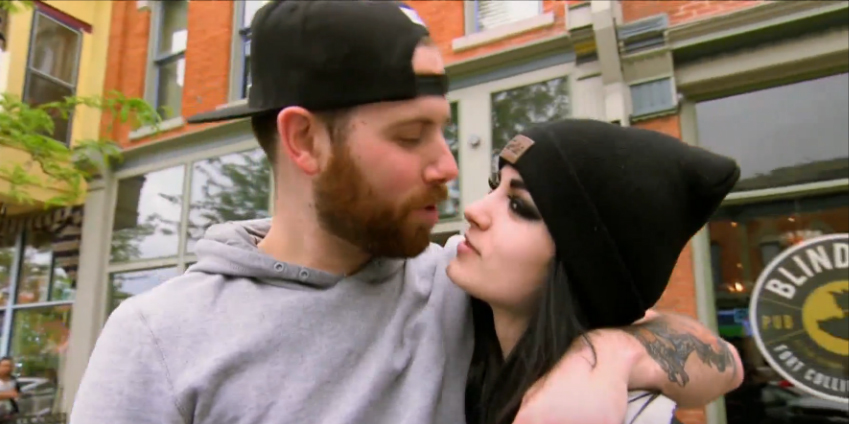 Kevin and Paige