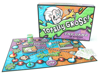 Totally Gross – The Game of Science