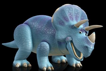 Toy Story 3 star Trixie