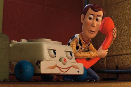 Tom Hanks returns in Toy Story 3