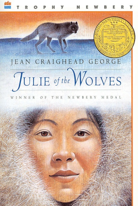 Books for girls: Julie of the Wolves
