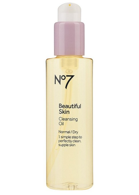 Meet Cleansing Oils: No7 Beautiful Skin Cleansing Oil Normal/Dry | Skin Care 2017