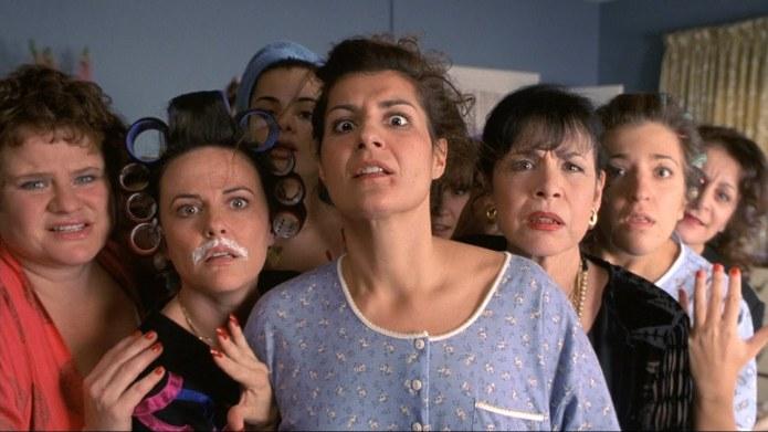 'My Big Fat Greek Wedding' &