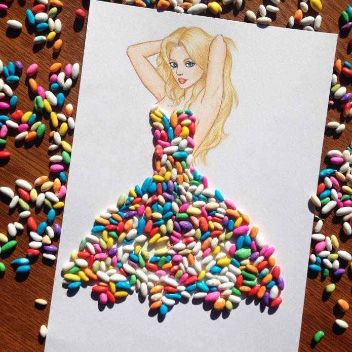 15 Mesmerizing fashion illustrations that we