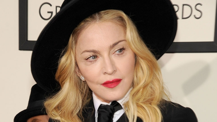Celebs' Favorite MAC Lipsticks: Madonna Russian