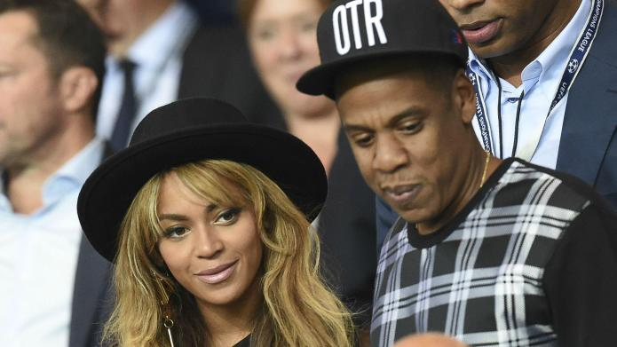 Beyoncé and Jay Z shop for