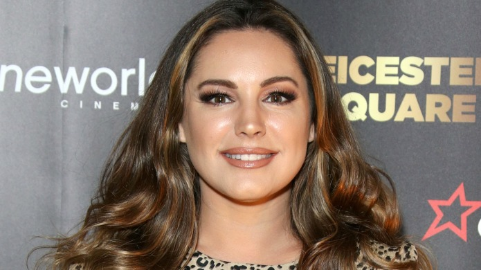 Model Kelly Brook outraged moms by