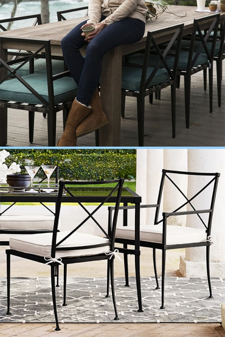 Bridgehampton Outdoor Dining Armchair