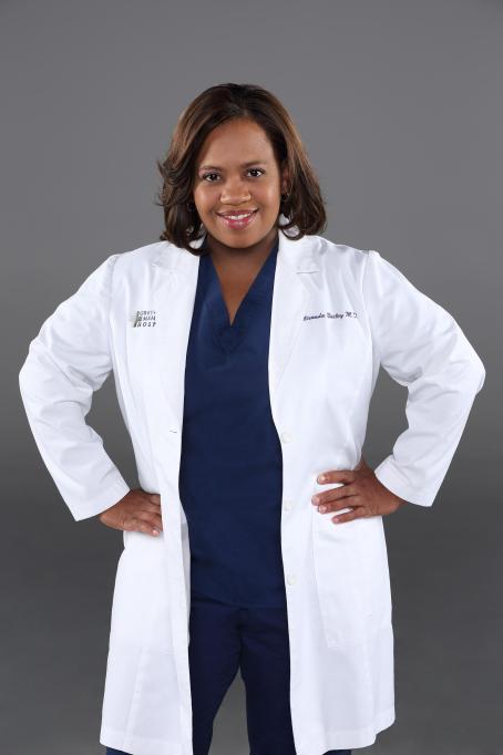 Dr. Miranda Bailey from Grey's Anatomy