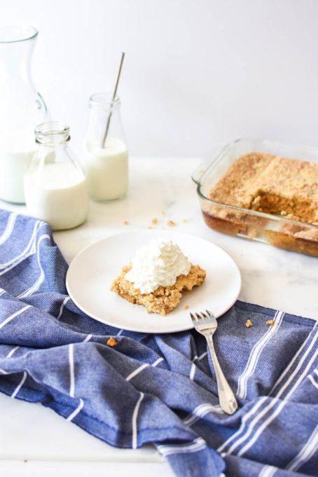 New Twists on Classic Thanksgiving Pies: Pumpkin Pie Cake