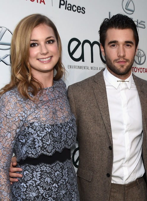 Celebrity Engagements 2018: Emily VanCamp and Josh Bowman