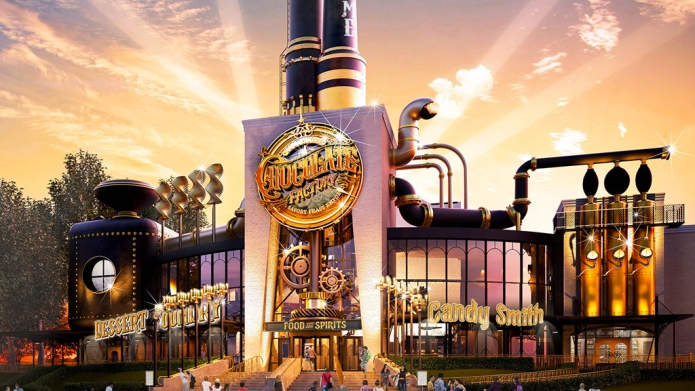 Universal's Toothsome Chocolate Factory will make