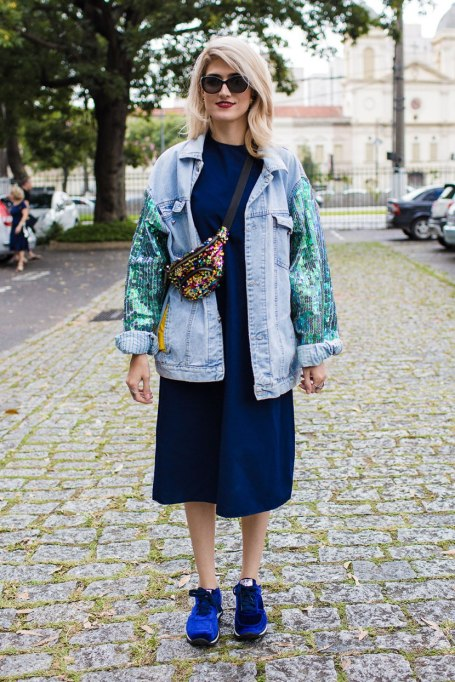 Non-Cheesy Ways to Wear Sequins: The Little Details | Fall Fashion Trends 2017