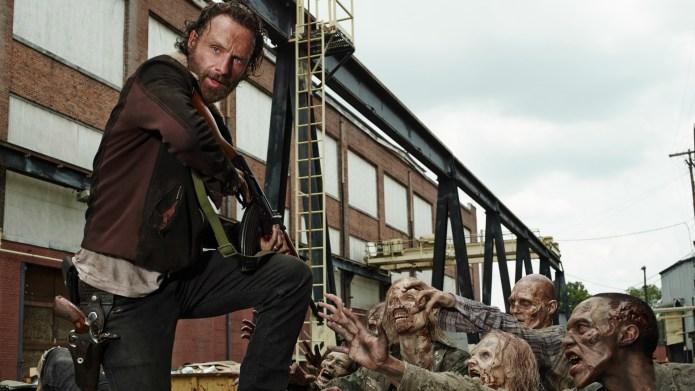The Walking Dead has one cast