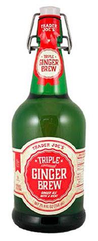 Trader Joe's recalled Triple Ginger Brew