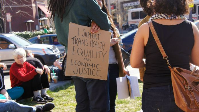 Transgender equality is first inquiry for