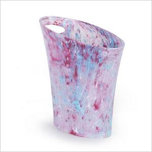 Paint splatter trash bin | Sheknows.com