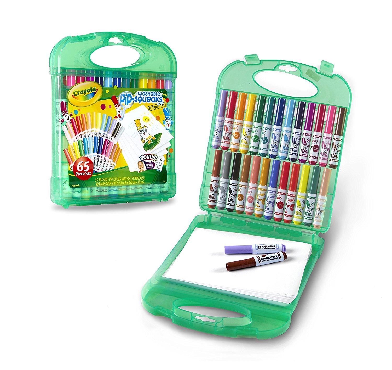 Crayola art kit