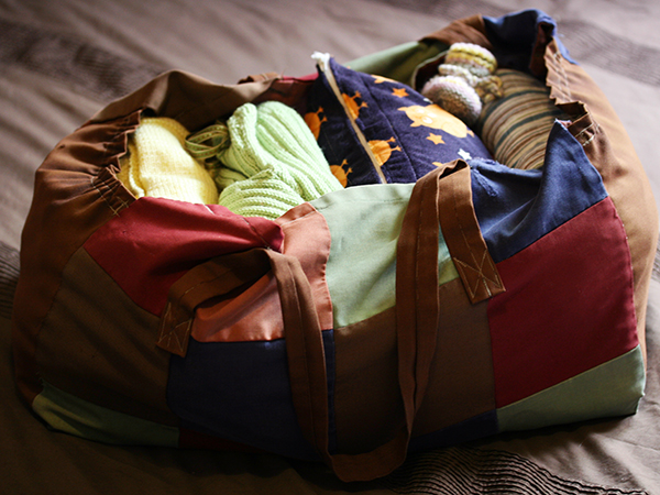 pack the bags wisely