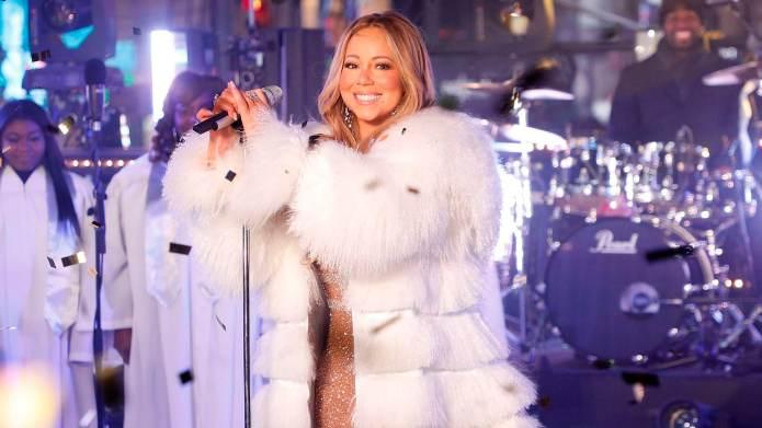 Mariah Carey's New Year's Rockin' Eve