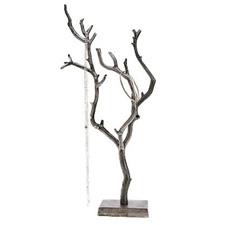 Birch jewelry stand