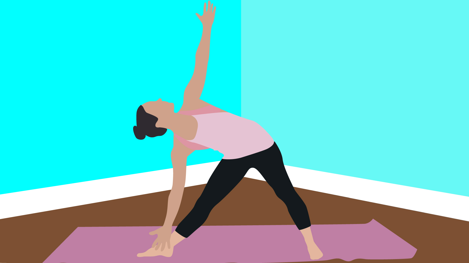 12 Basic Yoga Poses For Beginners How To Do Them Page 2 Sheknows